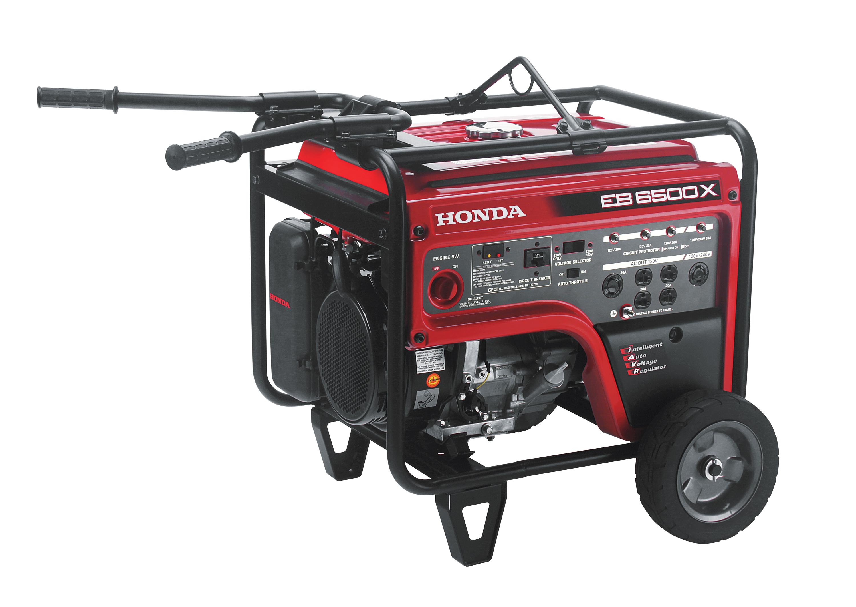 honda eb6500 generator earns award