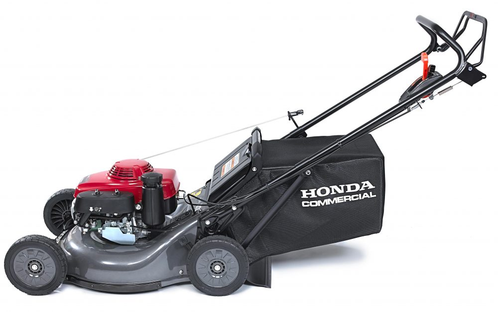 how to change oil in honda lawn mower