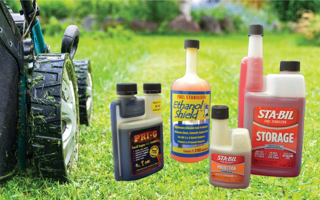 Rotary Fuel Stabilizers, Additives