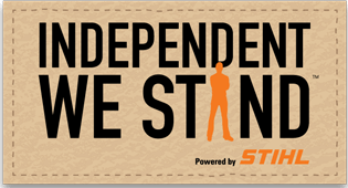 Independent We Stand, an initiative sponsored by Stihl