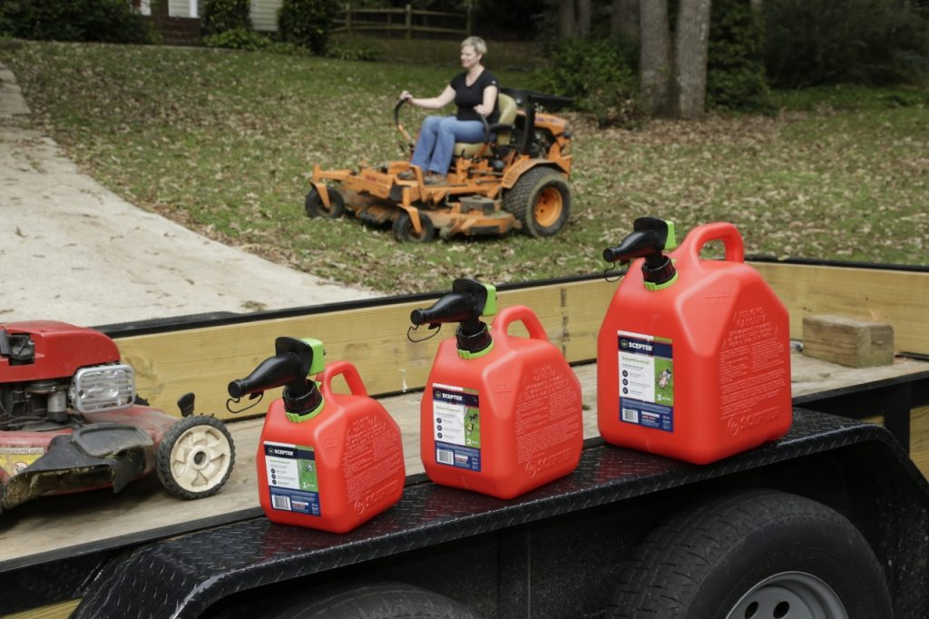 New Scepter Fuel Container