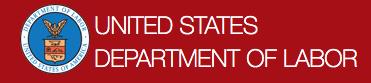 U.S. Department of Labor's OSHA