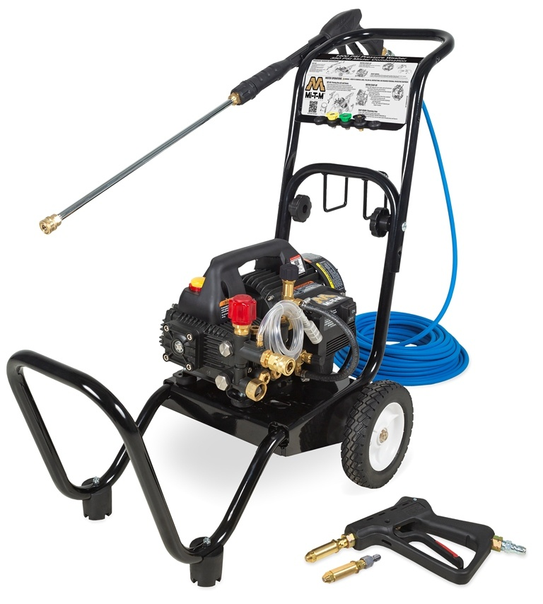 Mi-T-M Pressure Washer Mister Combos