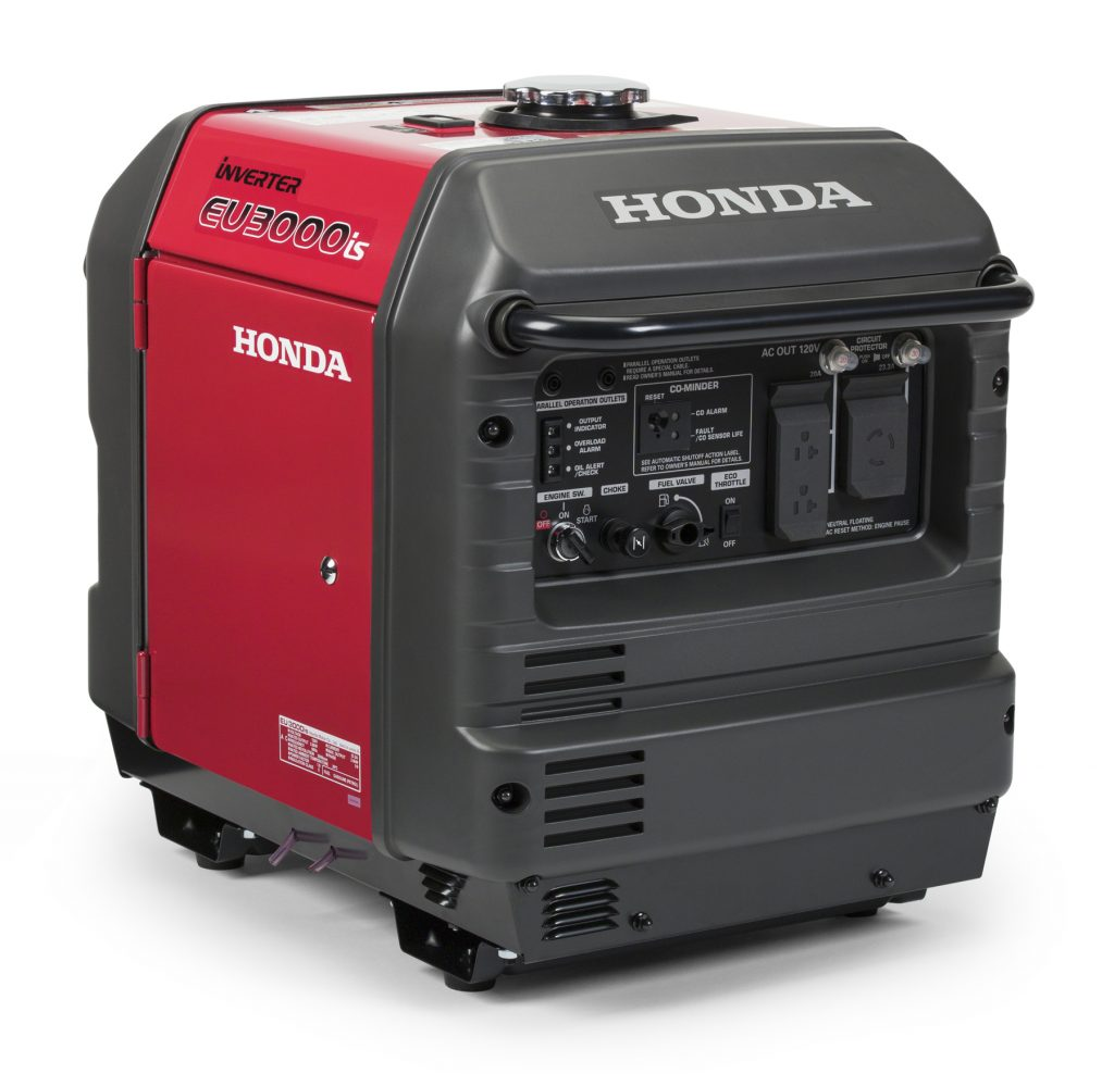 New From Honda: Co-Minder, Carbon Monoxide Detection System For Generators