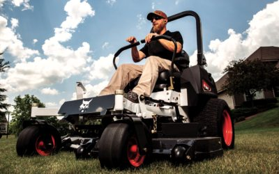 New From Bobcat: Zero-Turn Mowers