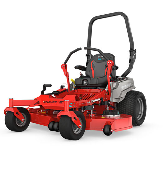 Gravely: Pro-Turn EV Mower
