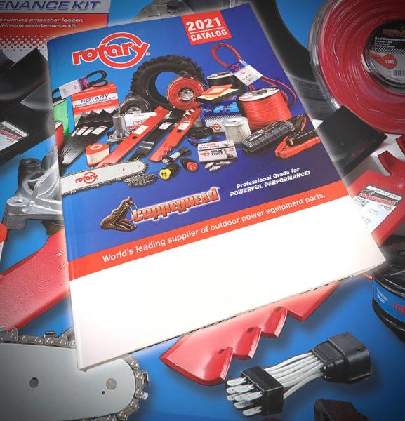 New From Rotary: 2021 Master Catalog