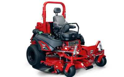 New From Ferris: IS 6200 Zero-Turn Mower
