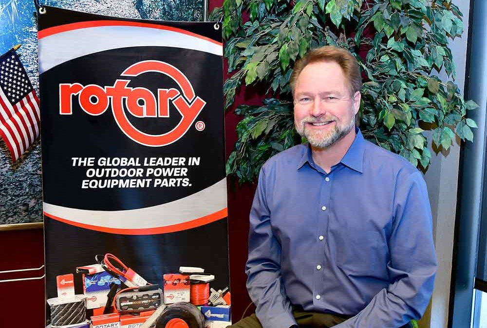 Rotary Announces New Manager For Upper Midwest