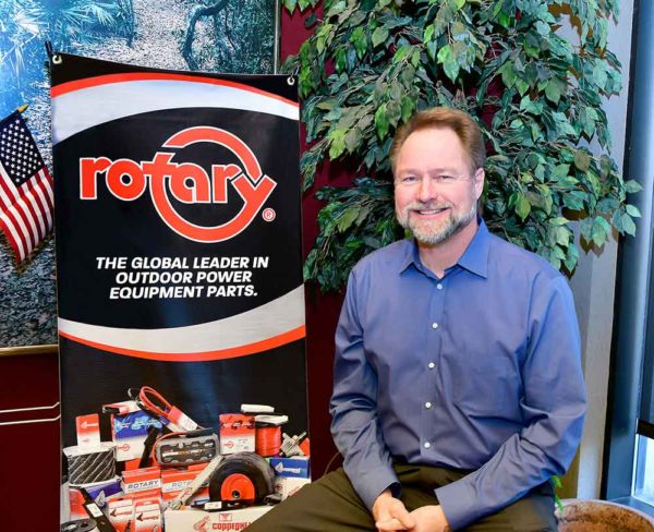 Rotary Corp. has appointed Roy AlderseBaes territory manager for North Dakota, South Dakota, Minnesota, Wisconsin and Iowa