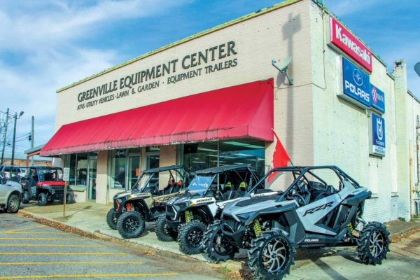 Greenville Equipment Center