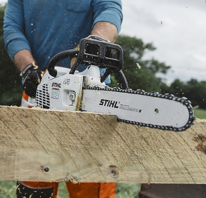New From Stihl: MS 194 C-E Saw