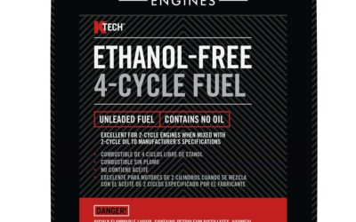 New From Kawasaki: Ethanol-Free KTECH Products