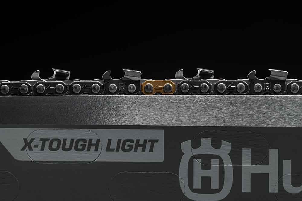 New From Husqvarna: X-Tough Light Saw Bars