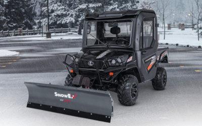 New From SnowEx: UTV Mid-Duty Plow