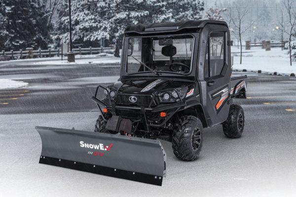 SnowEx: UTV Mid-Duty Plow