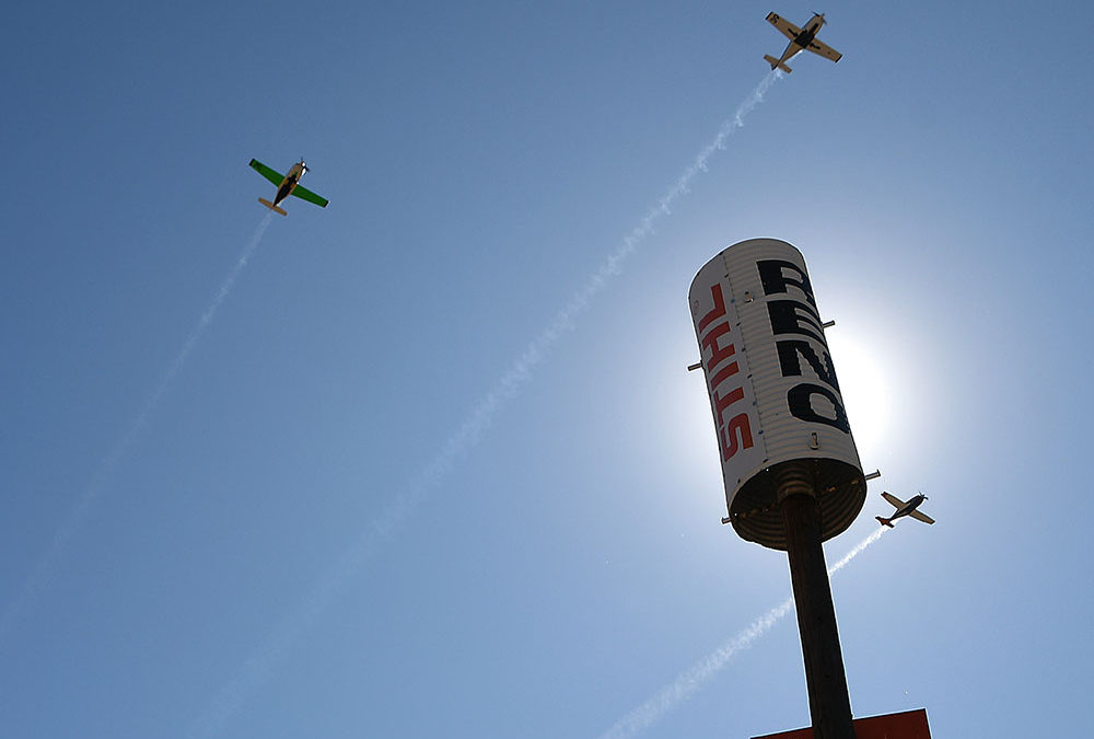 Stihl Air Races Announce New Military Performer, Discounts