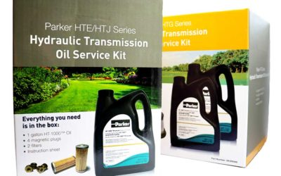 New From Parker: HT-Series Service Kits