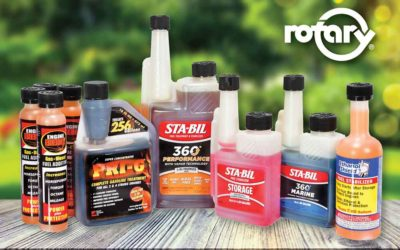 New From Rotary: Fuel Stabilizers, Additives